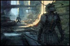 Samurai art 2015