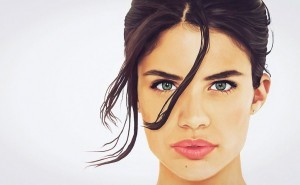 Cute Sara Sampaio face HD