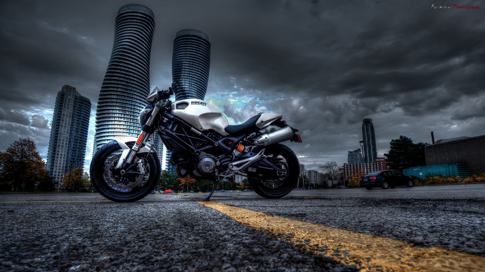 17  Ducati Monster 696 Wallpapers HD High Quality