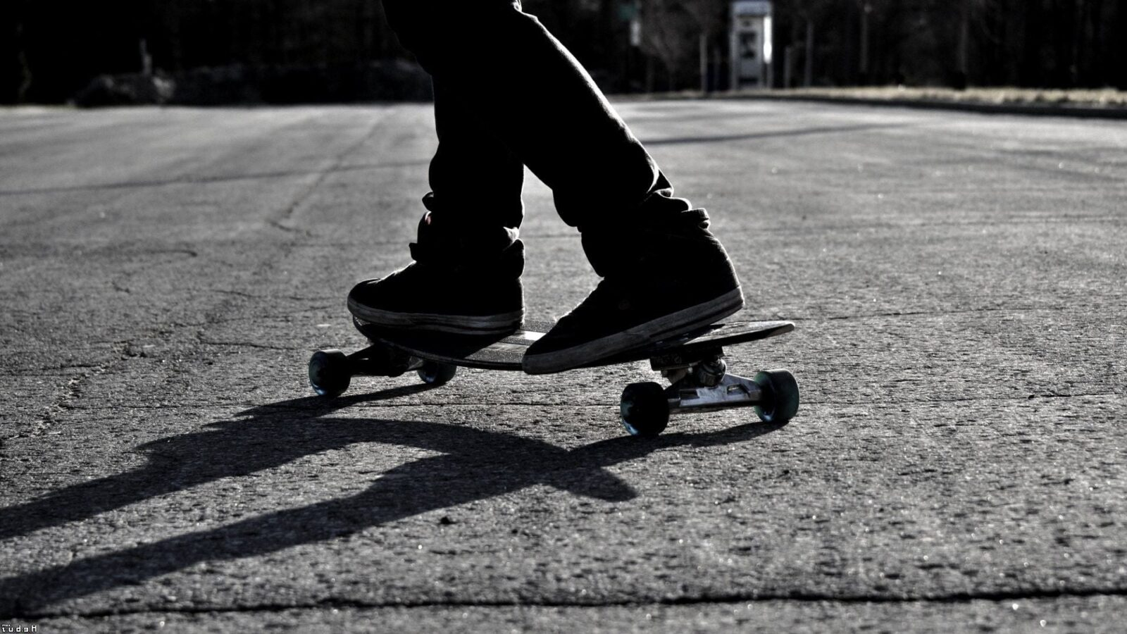 Skateboard Wallpaper Black And White | www.pixshark.com ...