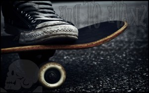 Skateboarding HD images
