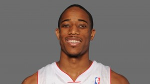 Smile DeMar DeRozan High Definition wallpaper