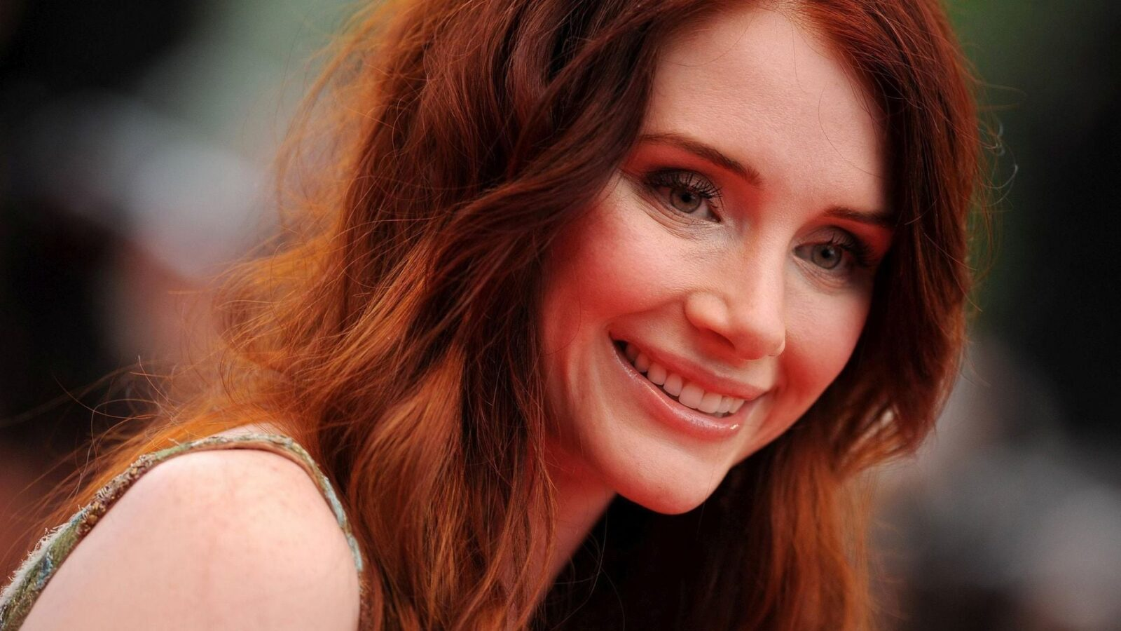 photo of Smile of Bryce Dallas Howard