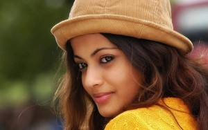 Sneha Ullal in hat HD 1080p wallpaper