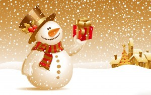 Download Snowman Christmas image