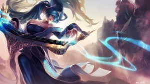 League of Legends Sona free download