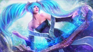Best image of Sona League of Legends cosplay
