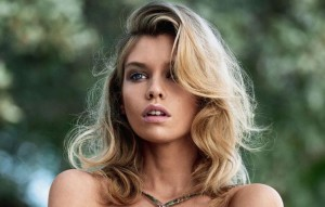 Best image of Stella Maxwell makeup