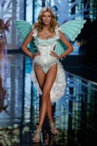 Cool Stella Maxwell with wings photo