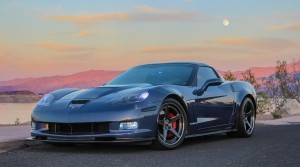 Sunset Chevrolet Corvette C6 Z06 free download