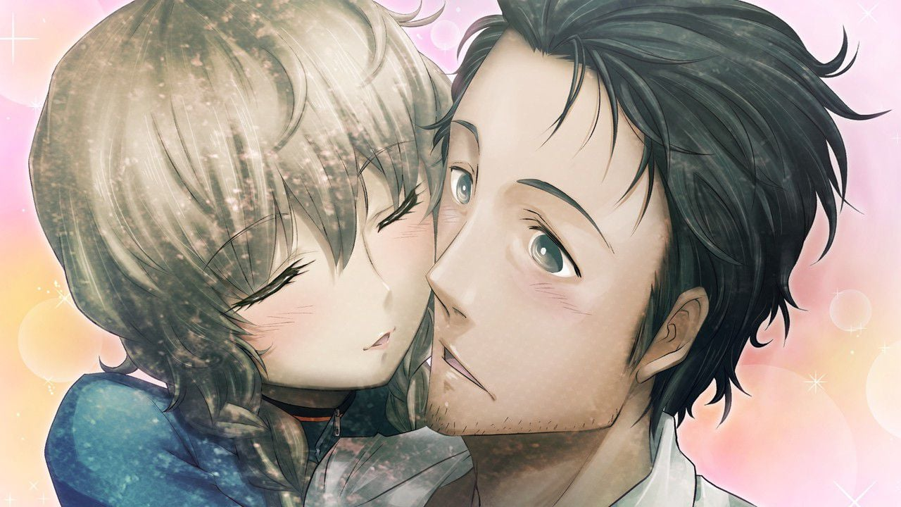 Suzuha Amane Steins Gate and Rintarou Okabe High Quality wallpapers