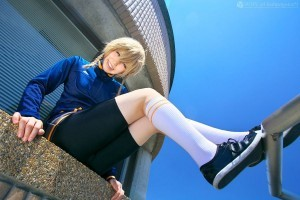 Suzuha Amane Steins Gate cosplay HD for desktop