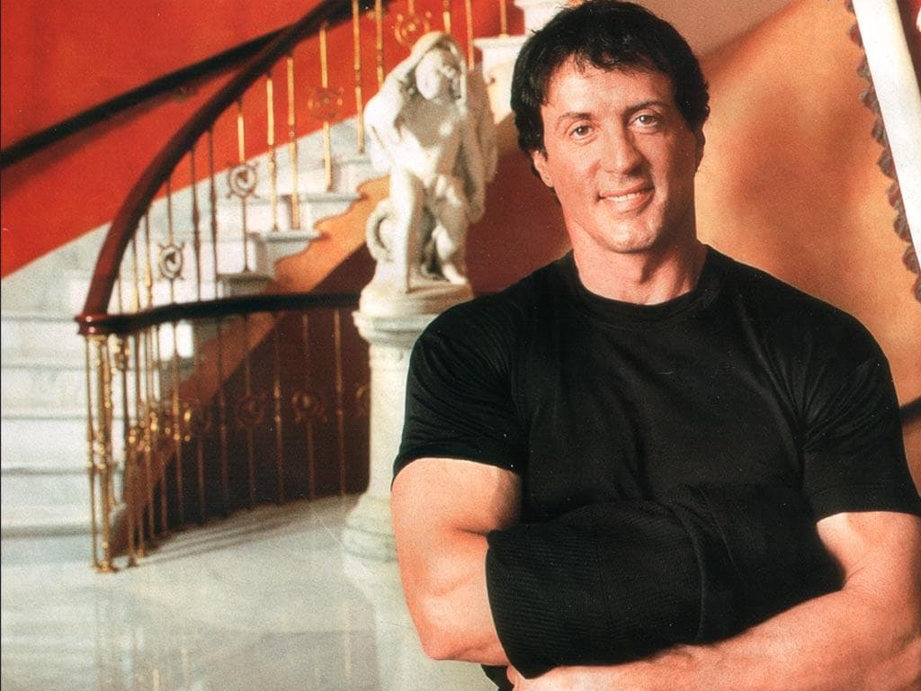 Sylvester Stallone High Definition