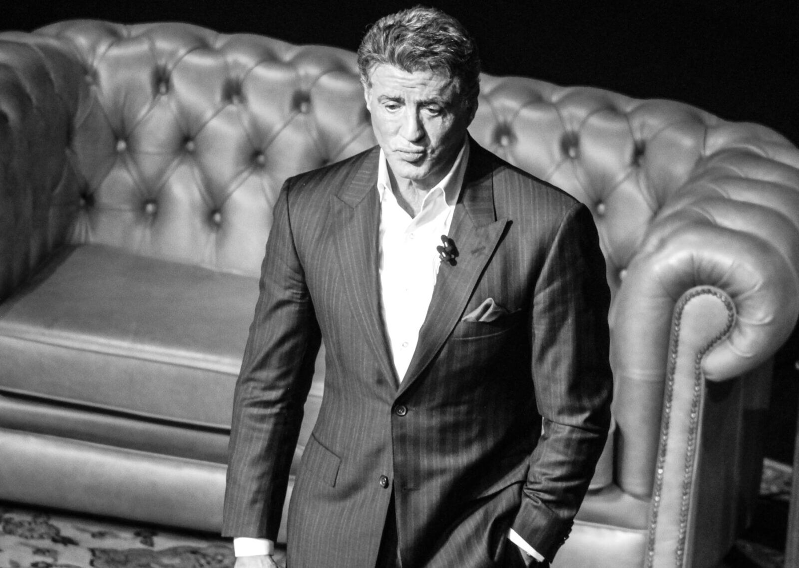Awesome Sylvester Stallone