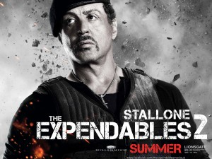 Sylvester Stallone High Resolution