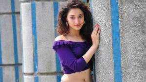 Tamanna HD for desktop blue blouse