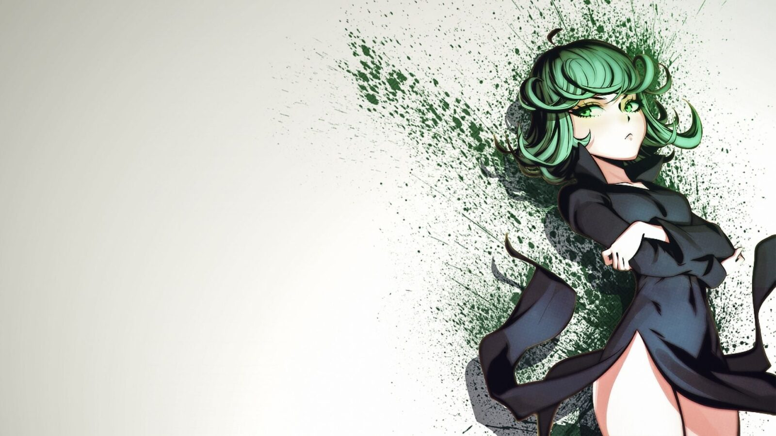One Punch Man Tatsumaki 2016 wallpaper