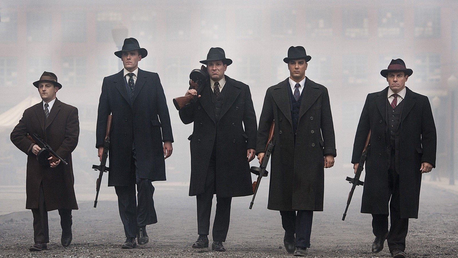 The Making of the Mob New York HD wallpapers