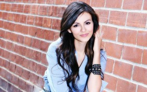 wallpaper of Victoria Justice