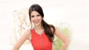 Victoria Justice smile HD images