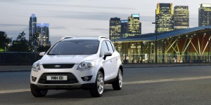 Awesome White Ford Escape 2012 pictures