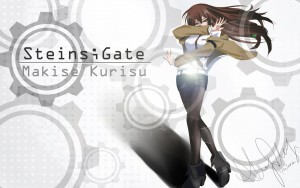amazing Kurisu Makise Steins Gate wallpaper