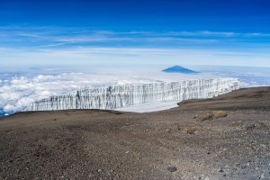 amazing mountain Kilimanjaro climbing photo