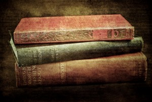 Antique book HD