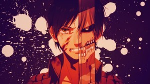 art Attack On Titan Eren Yeager HD wallpapers