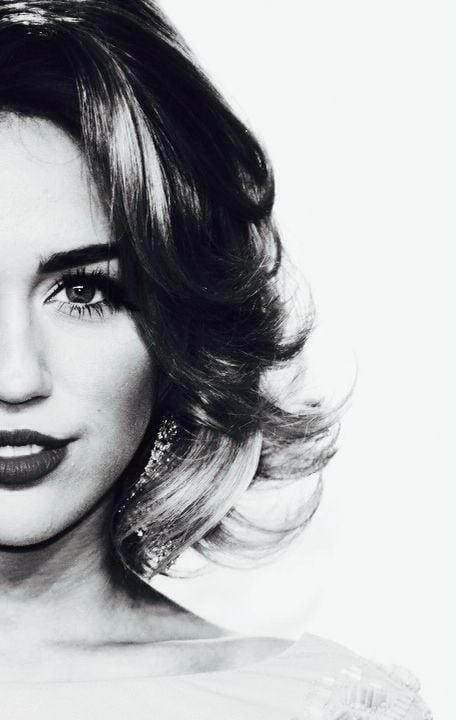 bw Miley Cyrus HD wallpapers for Android