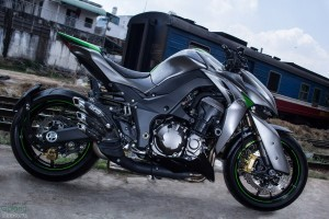 Kawasaki Z1000 for desktop