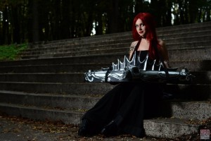 cosplay Sona League of Legends photo