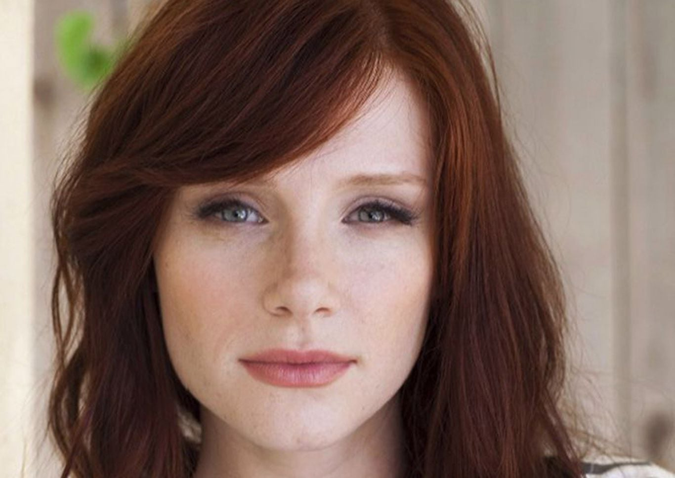 eyes of Bryce Dallas Howard
