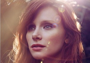 face of Bryce Dallas Howard