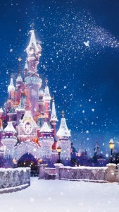 wallpaper of iPhone Christmas Disney