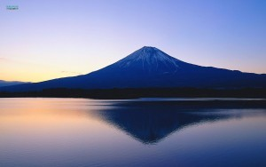 Full HD pics of lake mount Fuji
