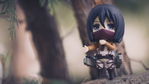 little Mikasa Ackerman Attack On Titan HD 1080p wallpaper