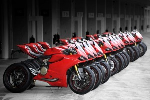 Ducati Panigale 1199 HD wallpapers