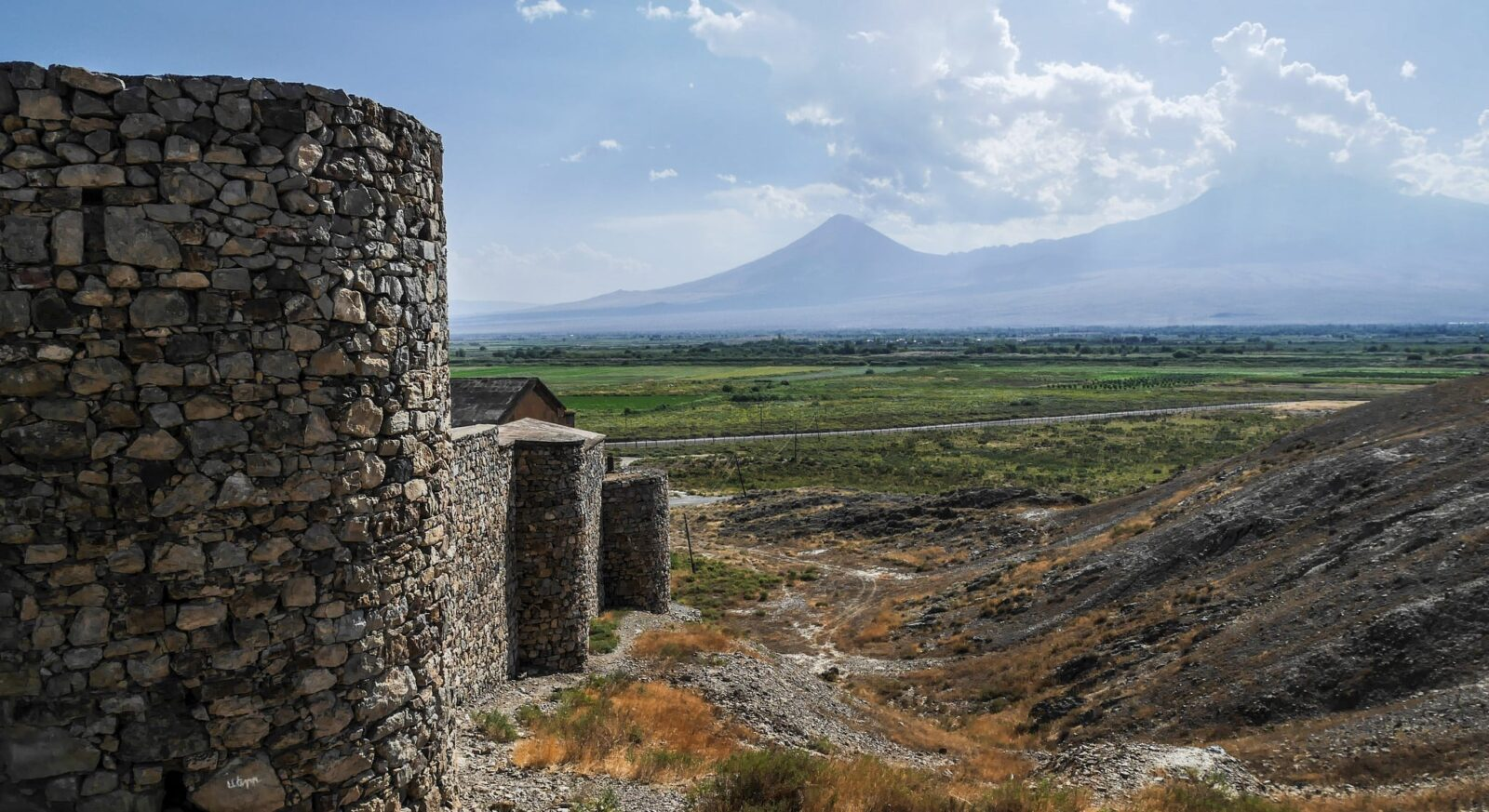 travel monastery Khor Virap and mount Ararat free download