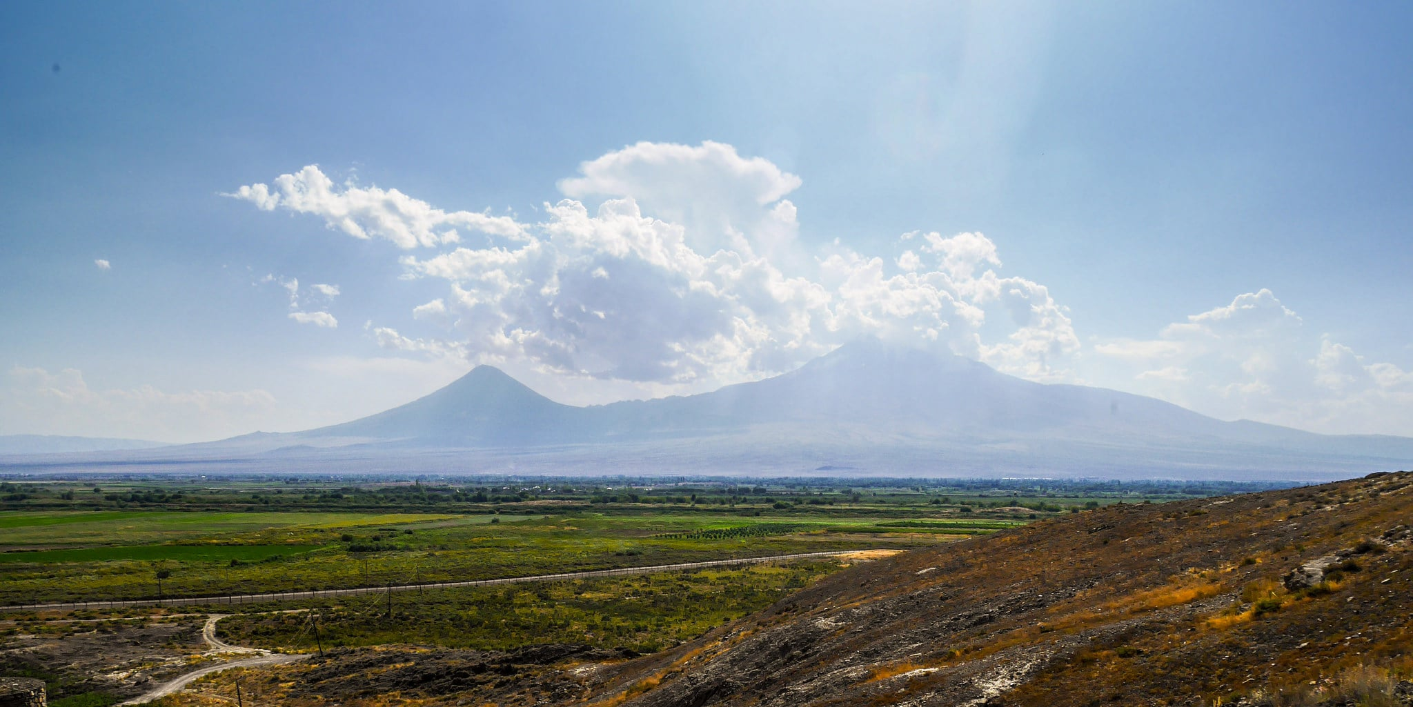 Best photo of the mount Ararat Armenia