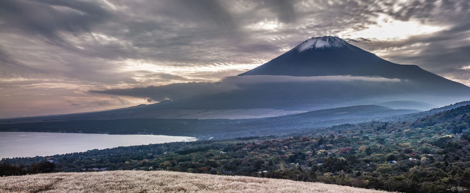 Japan mount Fuji HD 1080p wallpaper