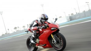 Ducati 1199 Panigale R wallpaper