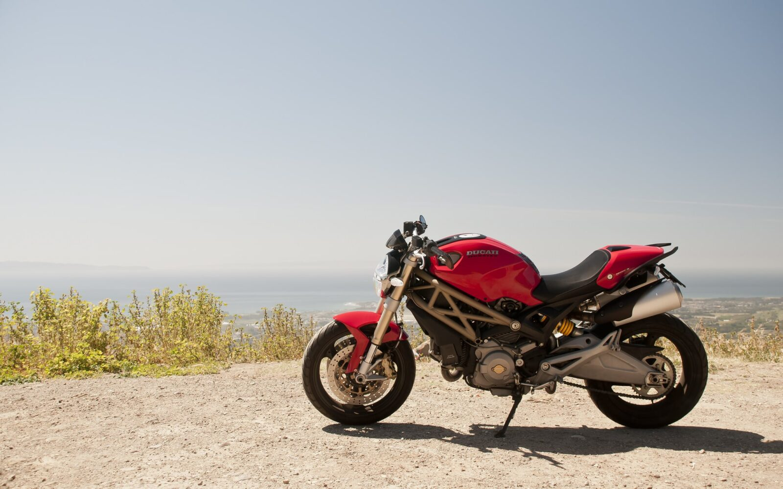 Ducati Monster 696 High Quality