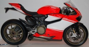 Ducati Panigale 1199 photos