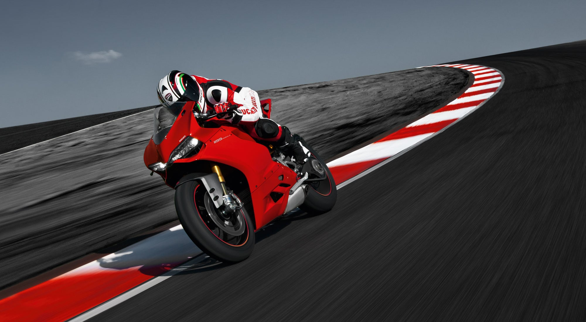 sport Ducati Panigale 1199 High Definition wallpaper