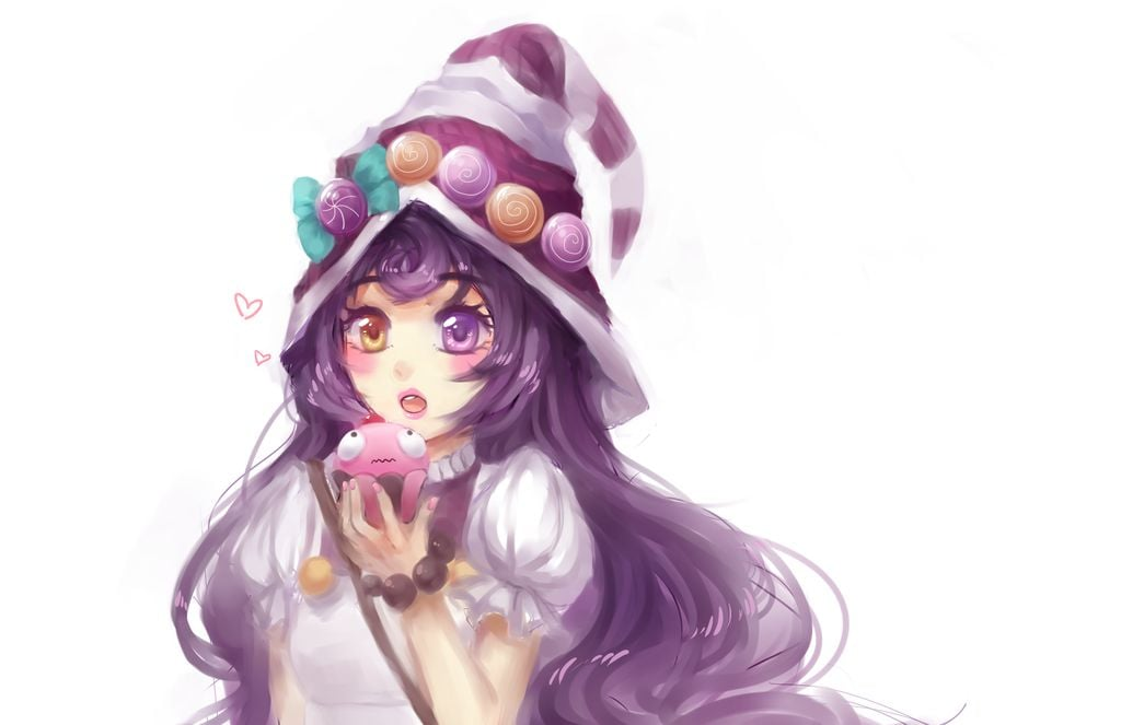 sweet League of Legends Lulu