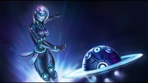 tron Orianna 2016 League of Legends