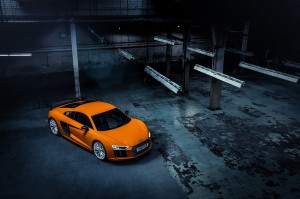 2015 Audi R8 V10 Plus HD wallpapers