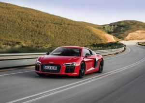 2015 Audi R8 V10 Plus wallpaper