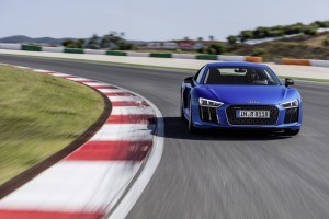 Image of 2015 Audi R8 V10 Plus